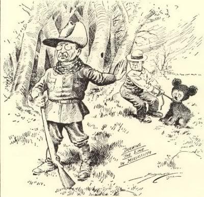 История создания Мишки-Тедди